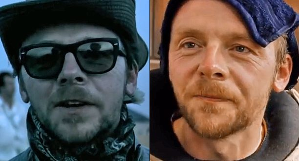 Star Wars Secret Agent: Simon Pegg's Contribution to The Force Awakens