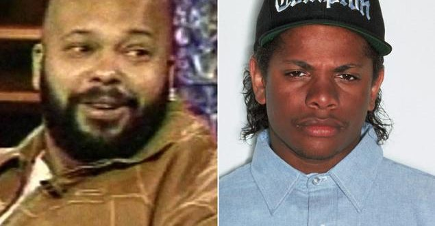VIDEO Suge Knight Tells Bad Joke About Eazy-E's Death In Throwback Viral Clip