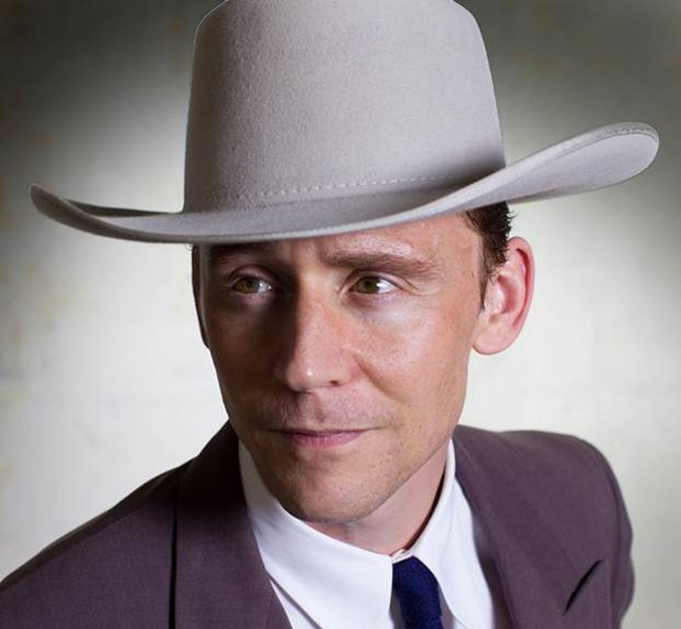 'Thor' Star Tom Hiddleston Appears as Country Music Legend Hank Williams