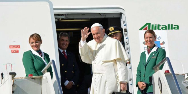 Pope Francis Surprised With Argentinian Empanadas from Miami
