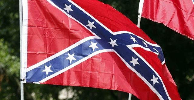 School Bans Confederate Flag Symbol from Vehicles