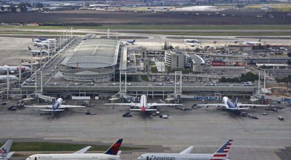 Chilean Airport Workers Strike Leaves an Estimated 70,000 Passengers Stranded