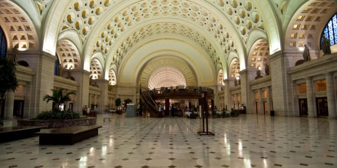 One Shot, One Stabbed at Washington D.C.'s Union Station