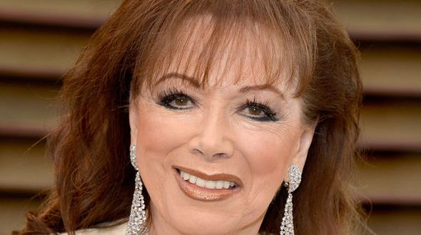 Best-Selling British Author Jackie Collins Dies at 77 After Secretly Battling Breast Cancer