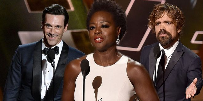 #Emmys 2015: The complete Winners List