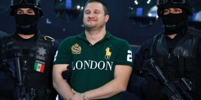 Mexico Extraditing Top Drug Lord Edgar Valdez Villarreal 'La Barbie,' To US