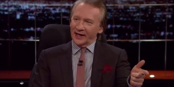'Real Time' Host Bill Maher Defends Arrest of Ahmed Mohamed