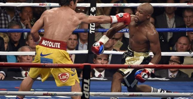 Floyd Mayweather Received Illegal IV Before Manny Pacquiao Fight