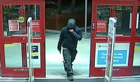 Video Armed Robbery Spree Land O' Lakes, Florida