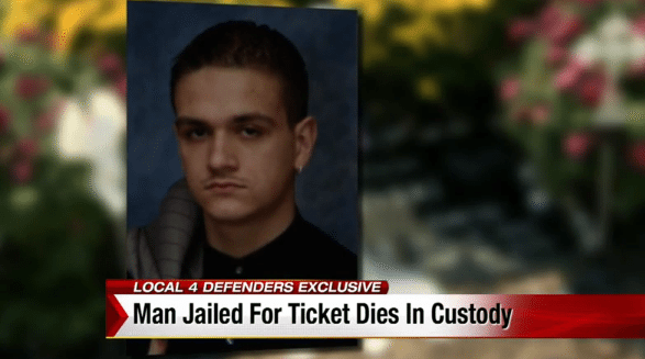 Man Arrested for Traffic Ticket Dies in Cell After 17 Days of Torture