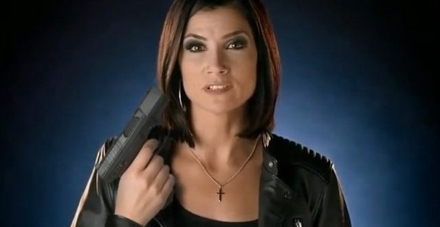 Dana Loesch appears to shoot herself in viral video smear