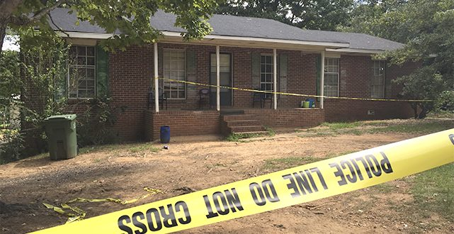 Two Men Found Dead from Apparent Gunshot Wounds in Goodwater, Alabama