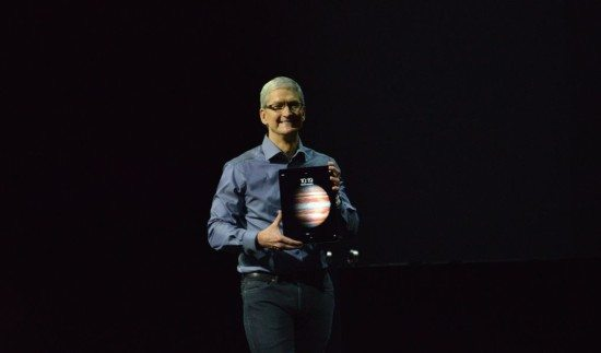 Apple iPad Pro announced with Apple Pencil and a Smart Keyboard