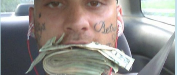 Asheville, Ohio Bank Robbers Arrested After Posting Selfies On Facebook Flashing Cash