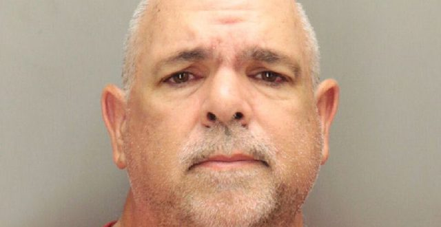 Florida International University Foot Sniffer Arrested