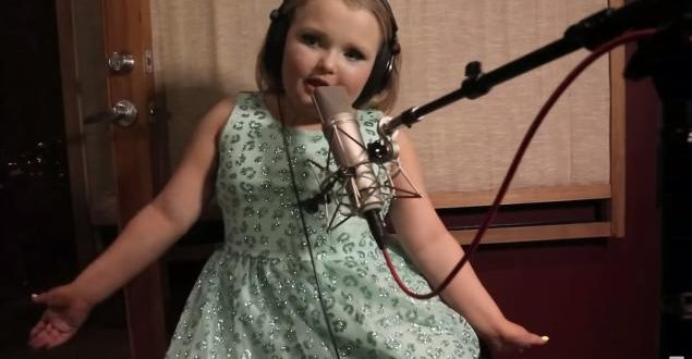 Here Comes Honey Boo Boo New 'Movin' Up' Music Video