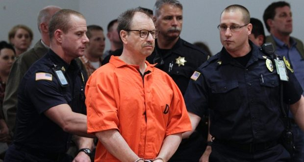 Green River Killer Gary Ridgway to Return to Washington State Prison