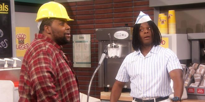 VIDEO Kennan and Kel Reunite for a 'Good Burger' Sketch