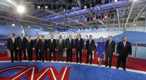 CNN's 2nd Republican Debate 2015: Winners and Losers