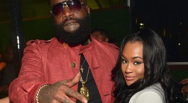 Rick Ross Is Engaged to Girlfriend Lira Galore