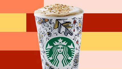 Starbucks Brews First New Fall Beverage in Four Years