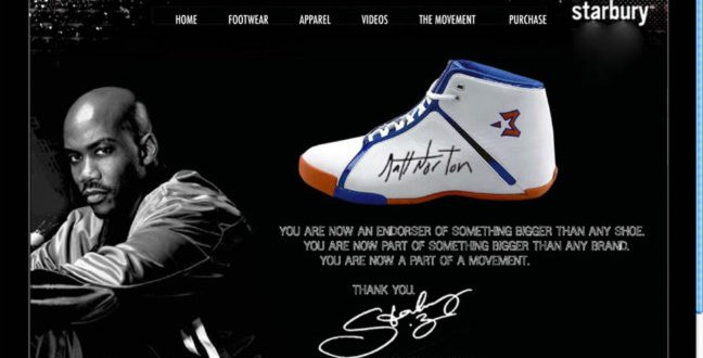 Stephon Marbury's $15 Sneaker Line 'Starbury' is Coming Back!