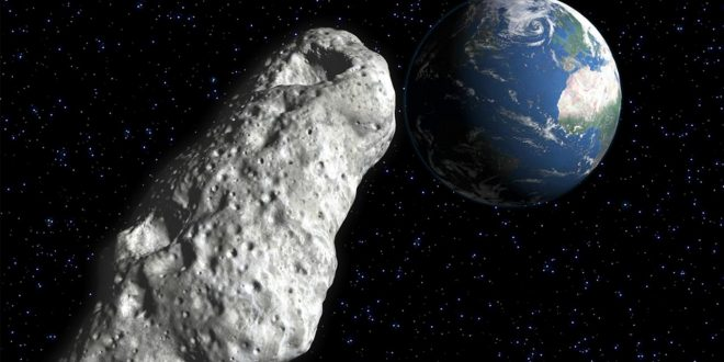 Halloween Asteroid The Size of Empire State Building To Pass Incredibly Close to Earth on Oct. 31st
