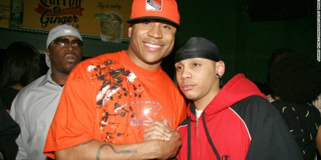 Arrested After Bout With Guard--Ll Cool J's Son