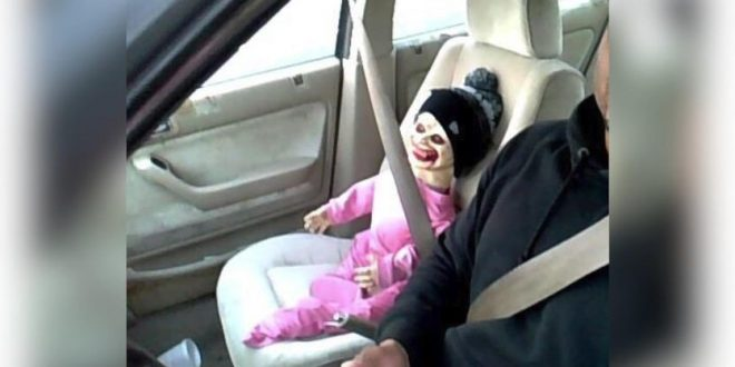 Washington State Driver Ticketed for Using 'Zombie Baby' in Carpool Lane