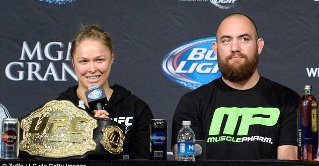 VIDEO Travis Browne Confirms Relationship with Ronda Rousey: 'She's My Woman and I'm Her Man'