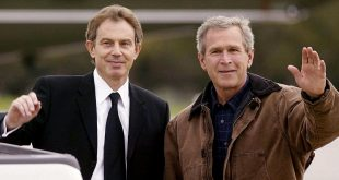 Tony Blair: US Memo Reveals Former UK Prime Minister Supported Iraq War 1 Year Before Invasion