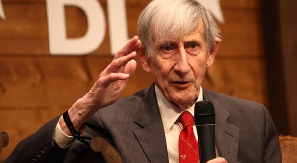 Physicist Freeman Dyson: Obama 'Chose the Wrong Side' on Climate Change