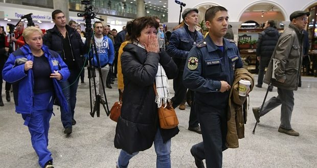 Egypt Says No Survivors After Russian Plane Crash In Sinai With 224 On Board