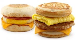 McDonald's Launches All-Day Breakfast Service