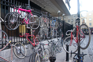 Bike Parking in Dublin