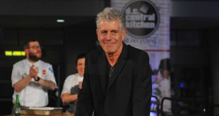 Anthony Bourdain Hits Back at Donald Trump, Defends Immigrants