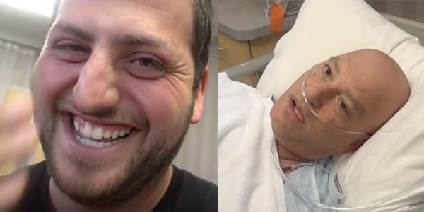 Howie Mandel's Son Gets Revenge by Recording Father High After His Endoscopy