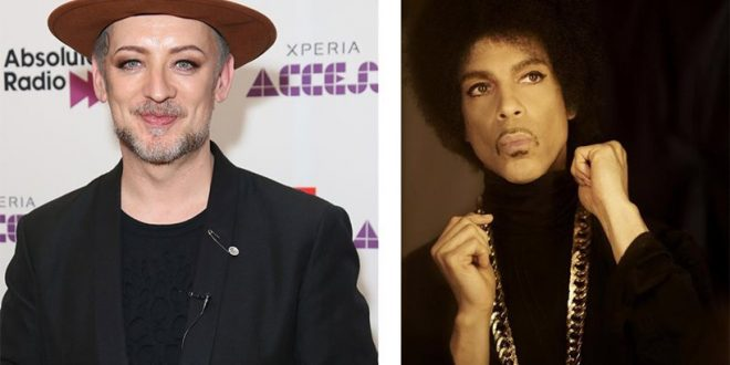 Boy George During Filming of 'The Voice:' 'I slept with Prince'