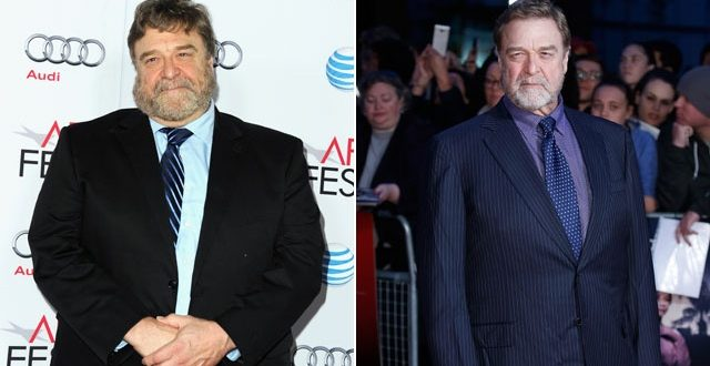 John Goodman Shows off Weight Loss at BFI London Film Festival