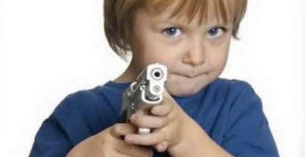 2-Year-Old Boy Shoots Grandmother
