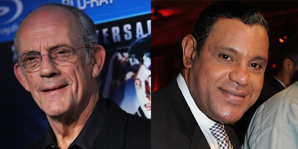 Actor Christopher Lloyd and Sammy Sosa Wants to Throw First Pitch If Cubs Makes World Series