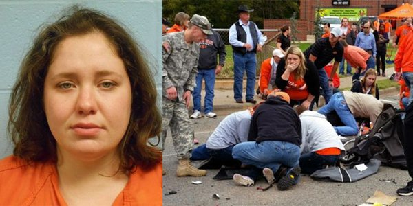 4 killed, 47 Wounded in Oklahoma State University Homecoming Parade Crash