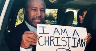 Ben Carson 'Christians are Being Targeted' in Shootings, #IamAChristian