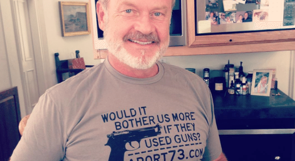 Kelsey Grammer: Actor's Wife Shares Photo of Him Wearing Anti-Abortion Shirt