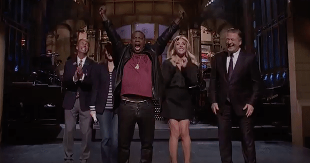 VIDEO Tracy Morgan Makes Emotional 'SNL' Return with Guest Stars Tina Fey, Alec Baldwin