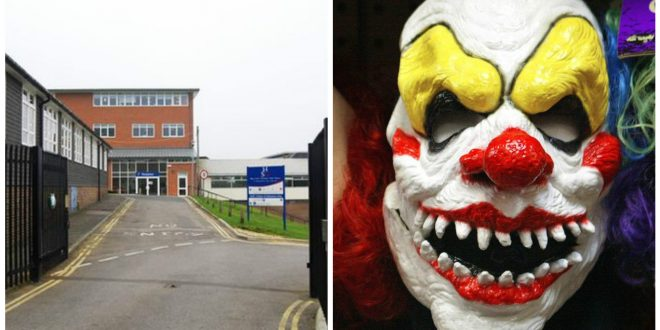 Police Investigating Reports of Clowns in Vans Chasing Students in Tonbridge, England