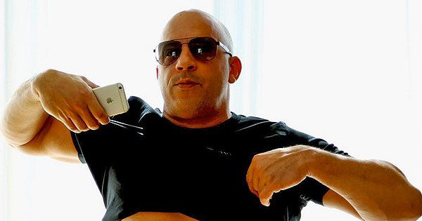 "The actor appeared to have lost his fit physique in recent pictures, but while promoting his movie ""The Last Witch Hunter,"" Vin Diesel posted images with the caption, ""For those who wanted the show."""