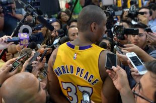 Lakers' Long-Term Plan Is To Transition Metta World Peace To Coach