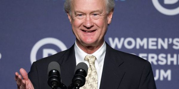 Lincoln Chafee Drops Out of Democratic Presidential Race