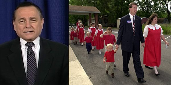 5 Women Sue Bill Gothard's Ministry That Has Ties To The Duggars